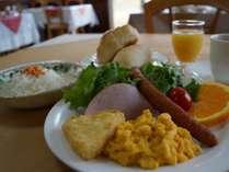 ★朝食(一例です)