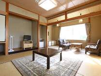 グループにおすすめ12畳和室です