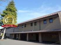 全館43室のアジアン風のリゾートホテル