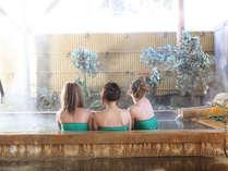 温泉で湯ったりと女子力UP!!お泊り女子会♪