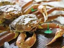 料理長自ら選び抜いた厳選した蟹を匠の技で調理させていただきます。