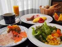■オクタカフェ朝食ブッフェ(一例)