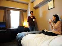 【セミダブル】15平米/ベッド幅120cm