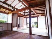 伝泊 海みる屋根の宿 (鹿児島県)