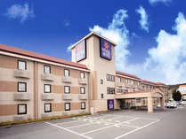 ベッセルホテル倉敷◆88台の無料平面駐車場を完備