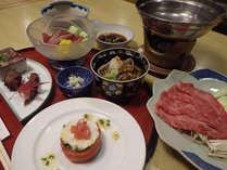 【定番】あがらしゃれ!赤倉温泉&山里創作料理を満喫