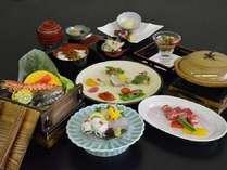 ◆ミドル・シニアプラン◆料理長こだわり会席プラン(7月15日~8月31日)