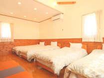 *4名様がお泊りいただける洋室、その他和室のお部屋もございます!