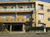 【外観】JR阿南駅から車で5分♪素朴で家庭的な雰囲気のビジネス民宿。