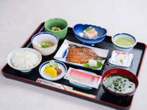 """*ご朝食一例/""""食材の宝庫、壱岐""""- 朝ごはんも地元の食材を活かしています。"""