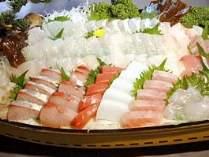 地魚の舟盛(4名様用)
