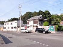 *【外観】志摩半島の付け根の入江に面した磯料理の宿