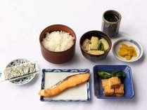 朝食(和定食)7:00~9:00(最終入店)