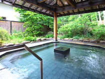 【石の湯】露天風呂イメージ