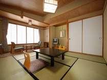 和室8畳 2名様~4名様までご利用いただけるお部屋です