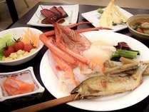 郷土料理から山海の幸まで、好きなだけお召し上がりください♪