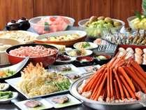 好みが分かれても好きなものを好きなだけ♪皆でハッピーな夕食を。