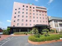 出雲ロイヤルホテル 無料駐車場120台完備