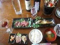 秋得プランでは料理に信州産松茸土瓶蒸と松茸ご飯が加わります。