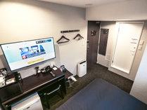 ◆シングルルーム◆全室に空気清浄機を完備しております。