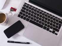 ■無料サービス:Wi-Fi&有線LAN完備!快適にインターネットをご利用いただける環境を整備しております。