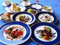 洋食フルコースイメージ