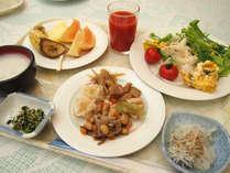 【朝食バイキング】和食派の方も洋食派の方も!たっぷりとお好きなだけお召し上がりください
