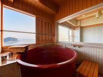 *【スカイビュー展望風呂付客室】展望風呂が付いた人気の客室。20平米の洋室+4.5畳和室の和洋室です