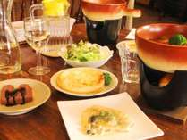 ☆料理_夕食一例_全体_ビーフシチュー
