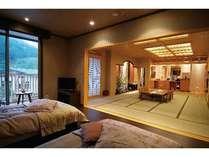 【本館】「貴賓室 観音の間」のお部屋の一例