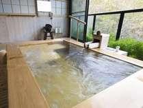 2015年12月リニューアル。ピグマリオン特別室、ジェットバス付露天風呂(一例)