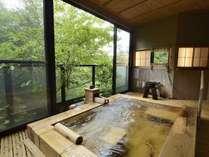 【ピグマリオン】準特別室の客室露天風呂の一例