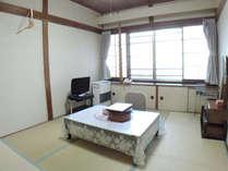 *部屋一例/3名様までご利用いただける和室のお部屋です。