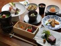 ご夕食/期間限定!お手軽和食「季節の膳」(ある日の一例)