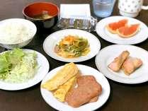 【朝食一例】和・洋日替わりの朝食で一日の活力をチャージ!