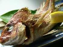 本日の焼き物-キトキト海の幸をその時に一番美味しいものをお出しします