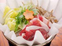 【2食付】鈍川温泉名物♪いのぶた大鍋プランで温泉と美食堪能プラン