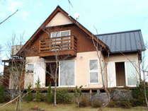 四季彩ロード沿いの一戸建て別荘