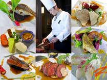 上質な食材にこだわり、手間を惜しまず仕上げた料理を存分にご堪能下さい。
