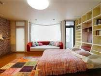 Room B 明るい洋室