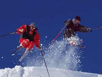 冬はやっぱりウィンタースポーツ!
