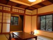 半露天風呂付き客室 33平米~39平米 【風花】【葉隠】 1泊2食スタンダードプラン♪