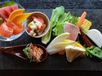 地の食材と四季の味 七沢温泉 盛楽苑