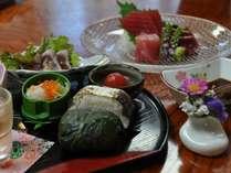 めはりやさんま寿司など