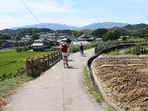 春*明日香村探索は自転車が便利!サイクリングプラン