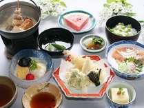 【ビジネス向け】2食付き ボリューム満点!大和路御膳プラン<6月~8月>