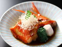 【追加一品料理】金目鯛の煮付け(2,500円/税別)※要事前予約
