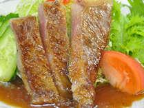 【当館人気☆お肉好き必見】稀少なやわらか能登牛ステーキ!じゅわ~っと、とろける絶品お肉プラン♪