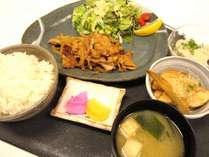 豚肉しょうが焼き御膳(new!)