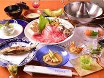 地元の旬の食材を吟味し調理した女将の心を込めた創作てづくり料理(お夕食一例)